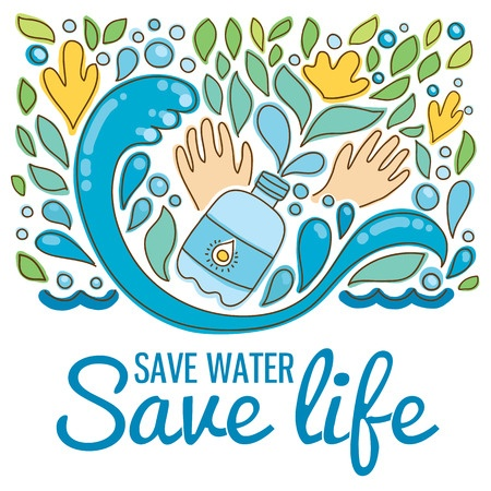 3 Steps To Saving Water Likweti