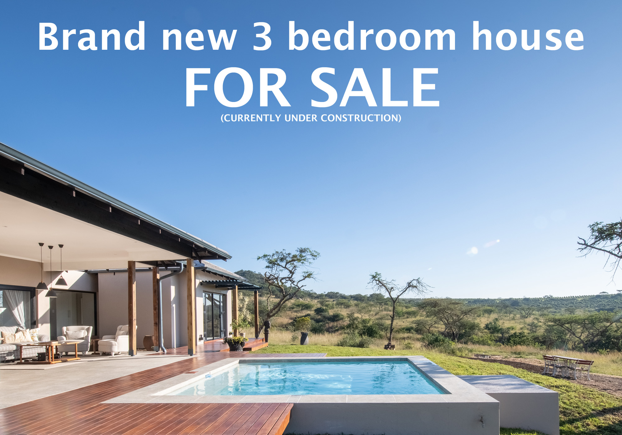 House for sale at Likweti Plains